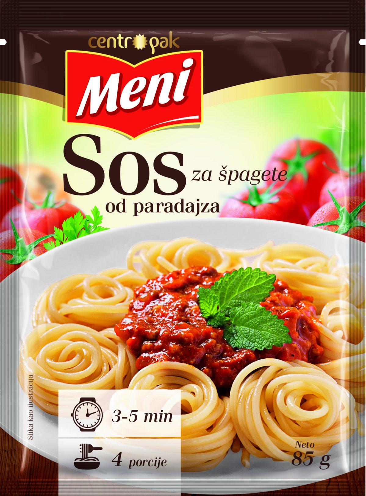 Sos za spagete
