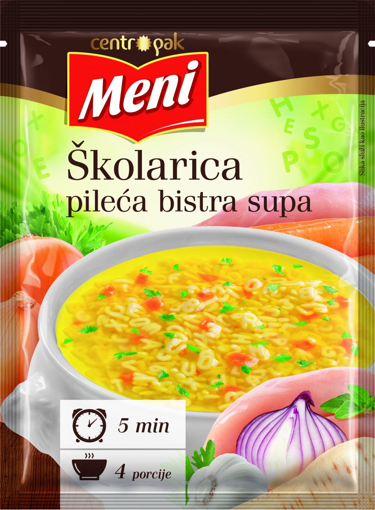 Supa školarica